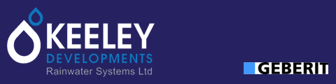 Keeley Rainwater Systems Limited - Mobile Header